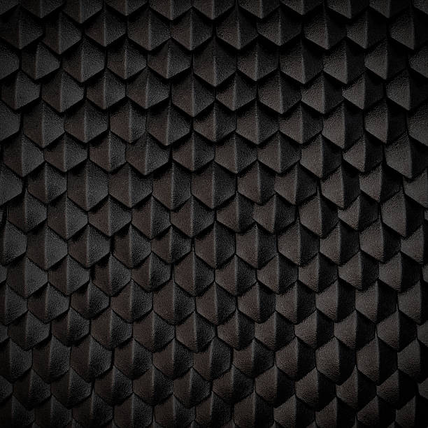 Dragon Skin stock photo