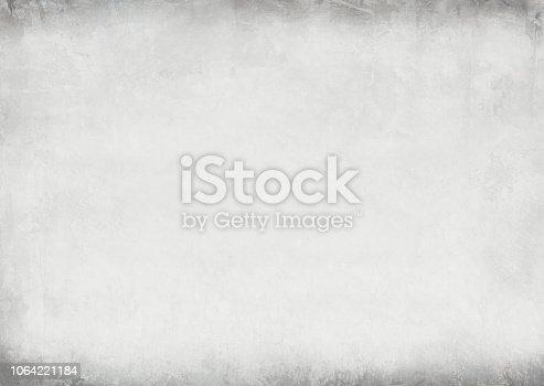 istock Drahi white grunge background 1064221184
