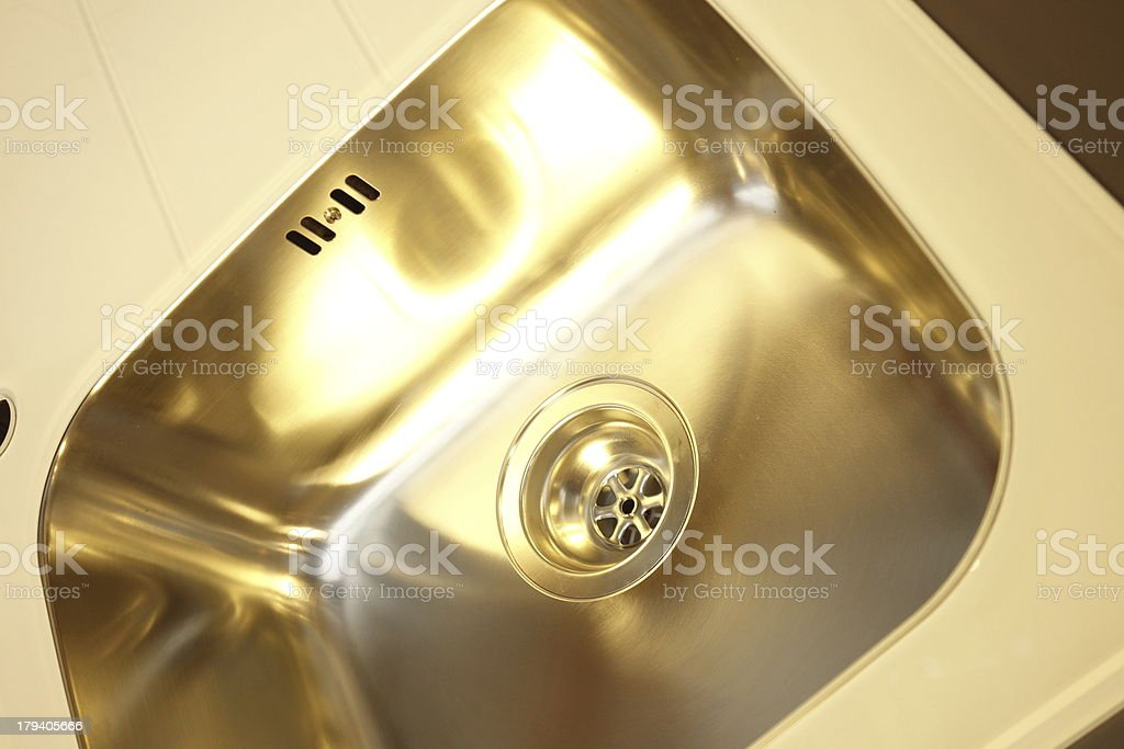 drain royalty-free stock photo