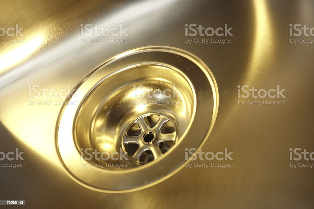 drain royalty-free stock photo