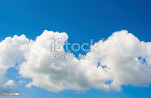 istock Dramatic cloudy sky 171147055