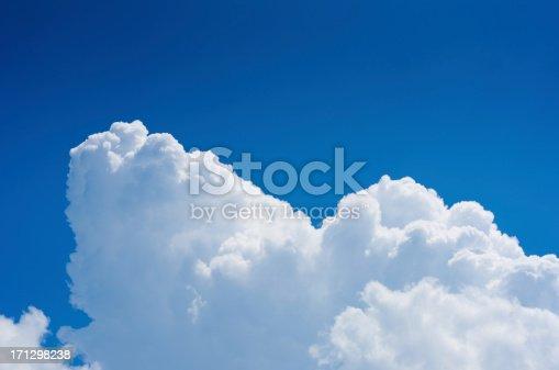 istock Dramatic cloudy sky 171298238