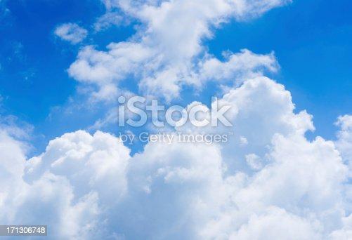 istock Dramatic cloudy sky 171306748