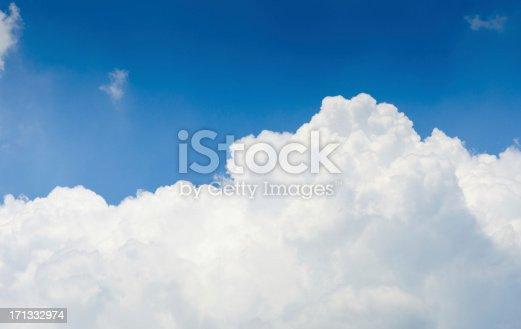 istock Dramatic cloudy sky 171332974