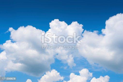 istock Dramatic cloudy sky 171356626
