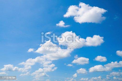 istock Dramatic cloudy sky 171378794
