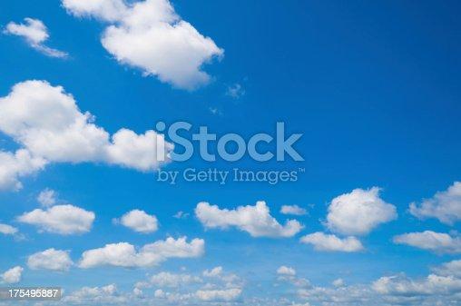 istock Dramatic cloudy sky 175495887