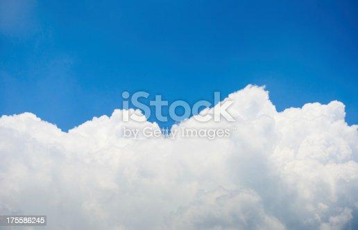 istock Dramatic cloudy sky 175586245