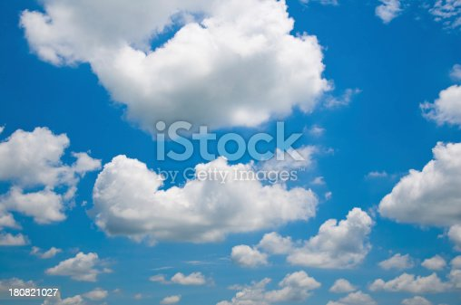 istock Dramatic cloudy sky 180821027