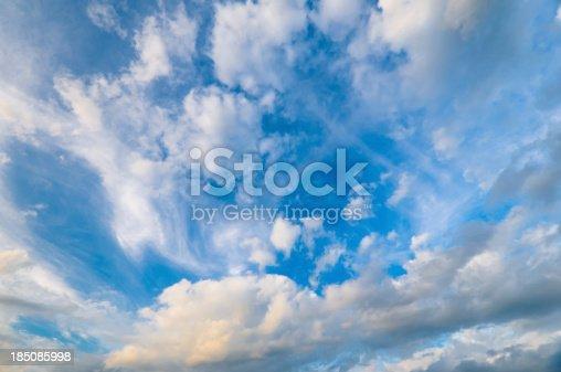 istock Dramatic cloudy Sky 185085998