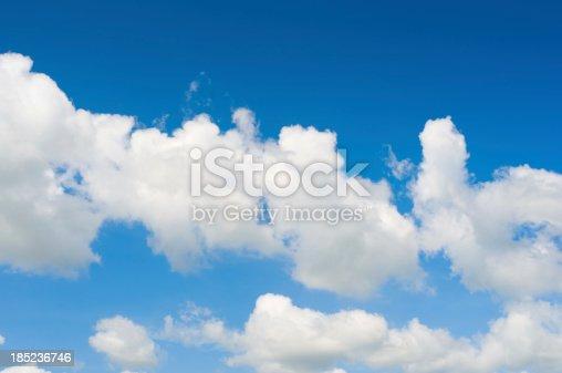 istock Dramatic cloudy sky 185236746