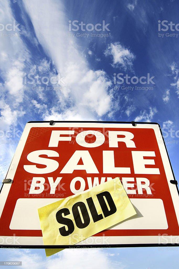 Dramatic sale! royalty-free stock photo