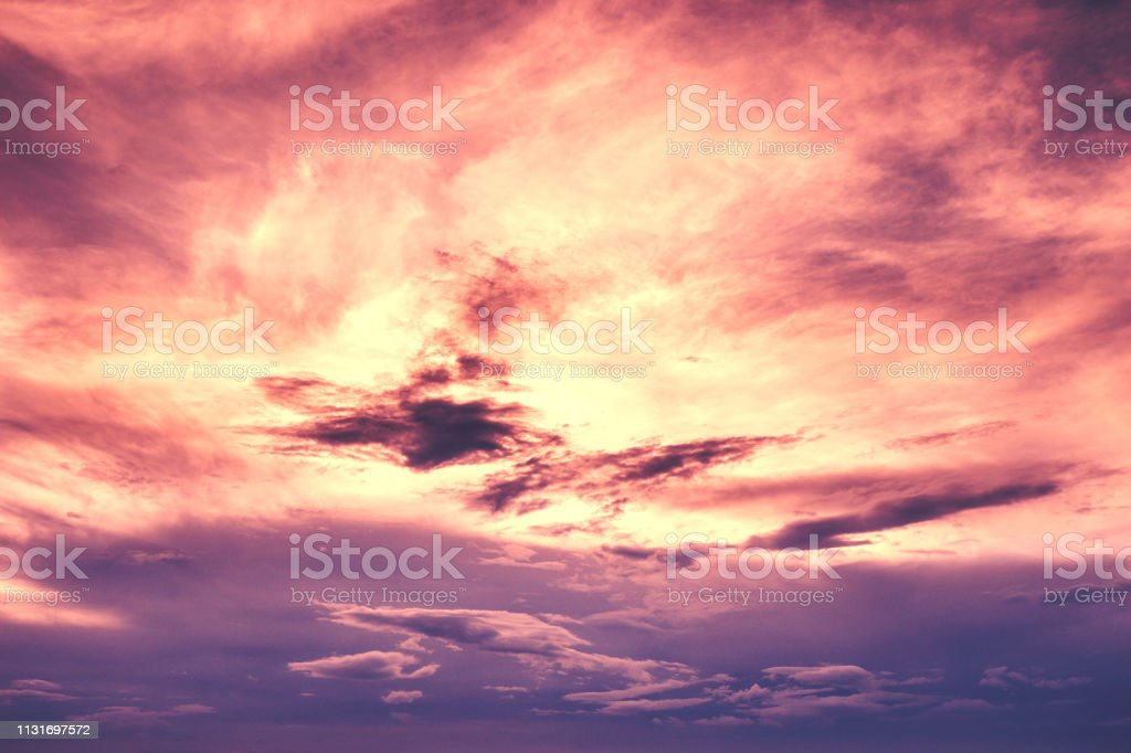 dramatic sky on cloud spin and sun behind it - can use to display or...