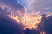 istock Dramatic sky 527049904