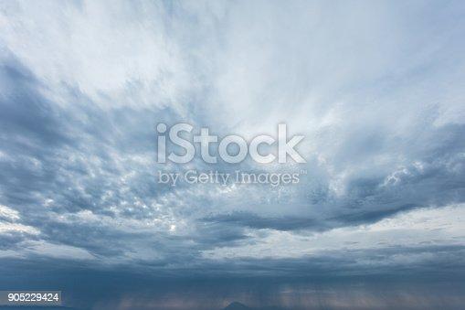 istock Dramatic sky 905229424