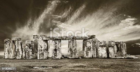 ancient pagan site in Britain