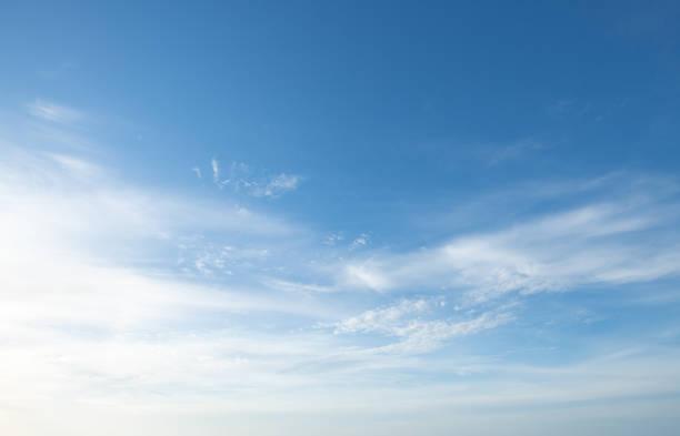 戲劇性的日落和日出天空自然背景與白雲 - sky 個照片及圖片檔