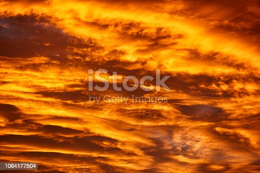 1013154212istockphoto dramatic yellow sky 1064177504