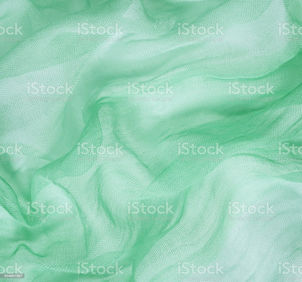 Draped fabric stock photo