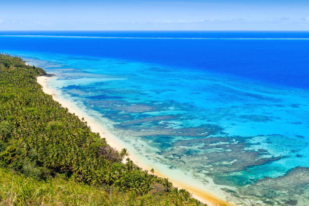 Dravuni Island, Fidschi. – Foto