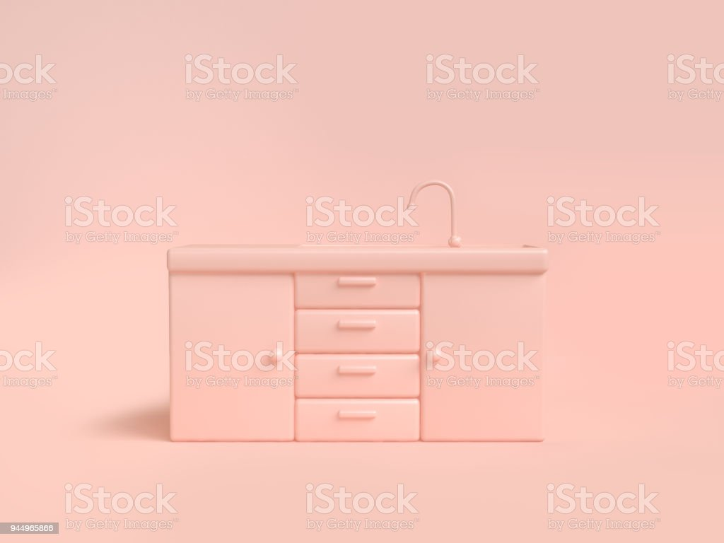 Admirable Drawer Cabinet Kitchen Sink Abstract Soft Pinkcream Download Free Architecture Designs Jebrpmadebymaigaardcom