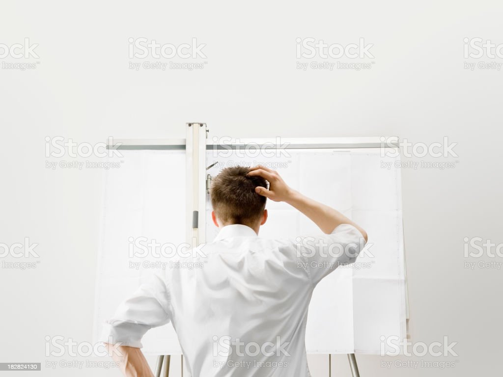 Drawing Board royalty-free stock photo