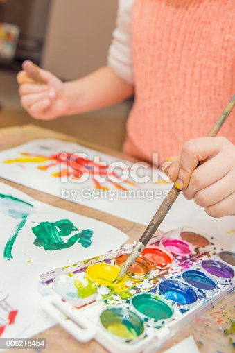 istock drawing by paints 606218454