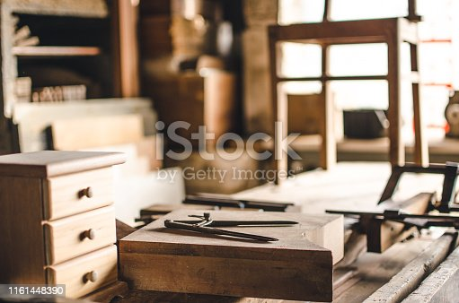 istock Drawing compass 1161448390