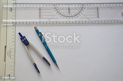 istock Drawing kit 476601452