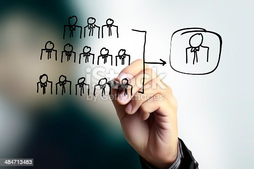 522382893istockphoto drawing social network structure 484713483