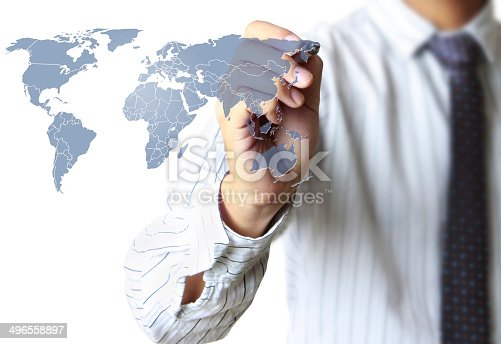 522382893istockphoto drawing social network structure 496558897