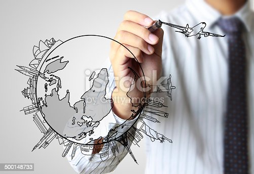 522382893istockphoto drawing social network structure 500148733
