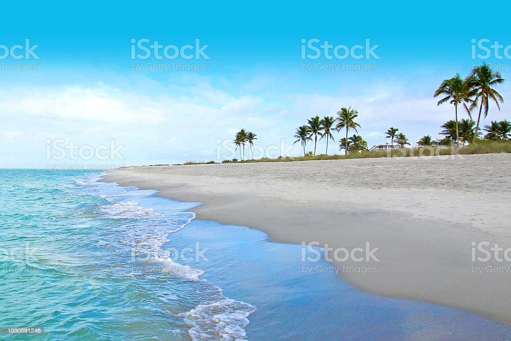Playa Isla de sueño - foto de stock