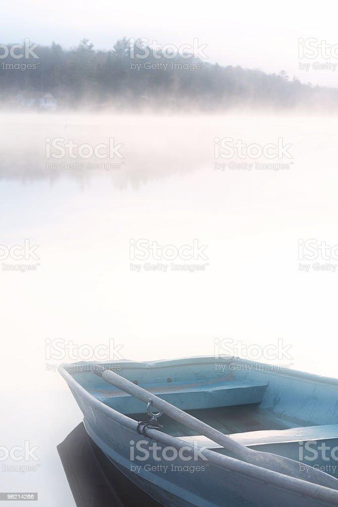 Dream Boat royalty-free stock photo