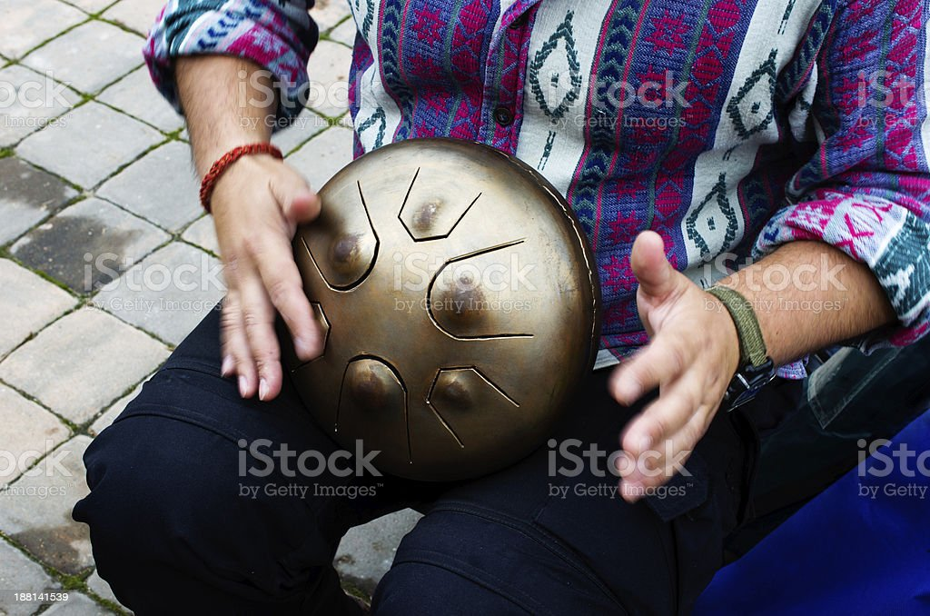 Dream Drum royalty-free stock photo