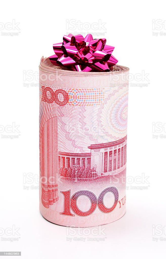 Dream Gift royalty-free stock photo