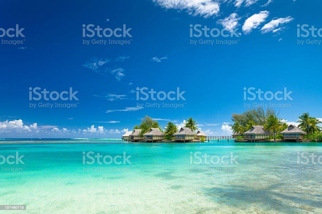 Sogno di vacanza di lusso Hotel Resort - foto stock