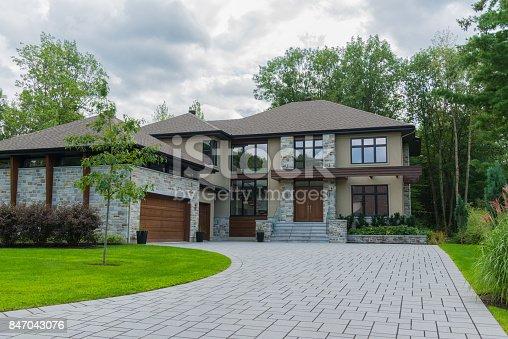istock Dream Home, Luxury House, Success 847043076