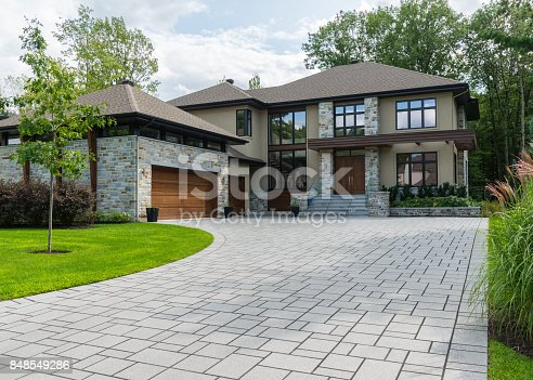 istock Dream Home, Luxury House, Success 848549286