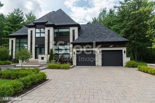 istock Dream Home, Luxury House, Success, Suburban house 1281554848