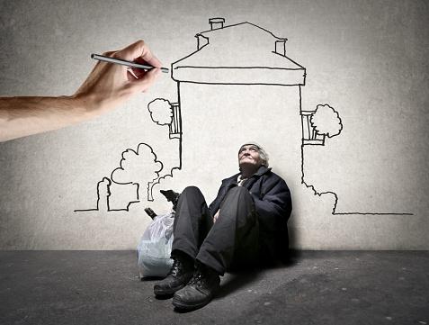 Dream House Stockfoto und mehr Bilder von Armut