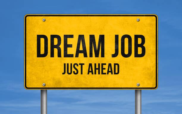 Traum-Job knapp bevorstehen – Foto