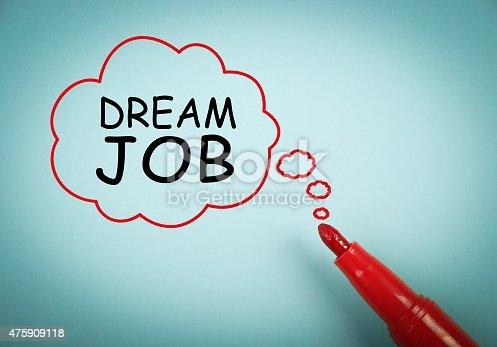 istock Dream Job 475909118