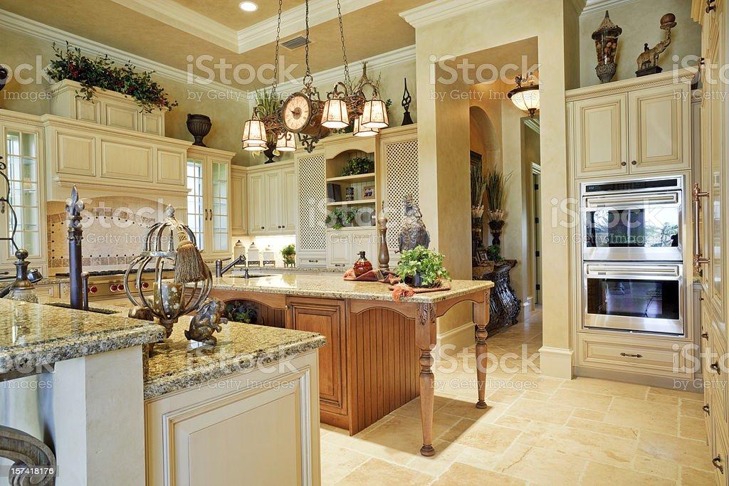 Dream Kitchen royalty-free stock photo