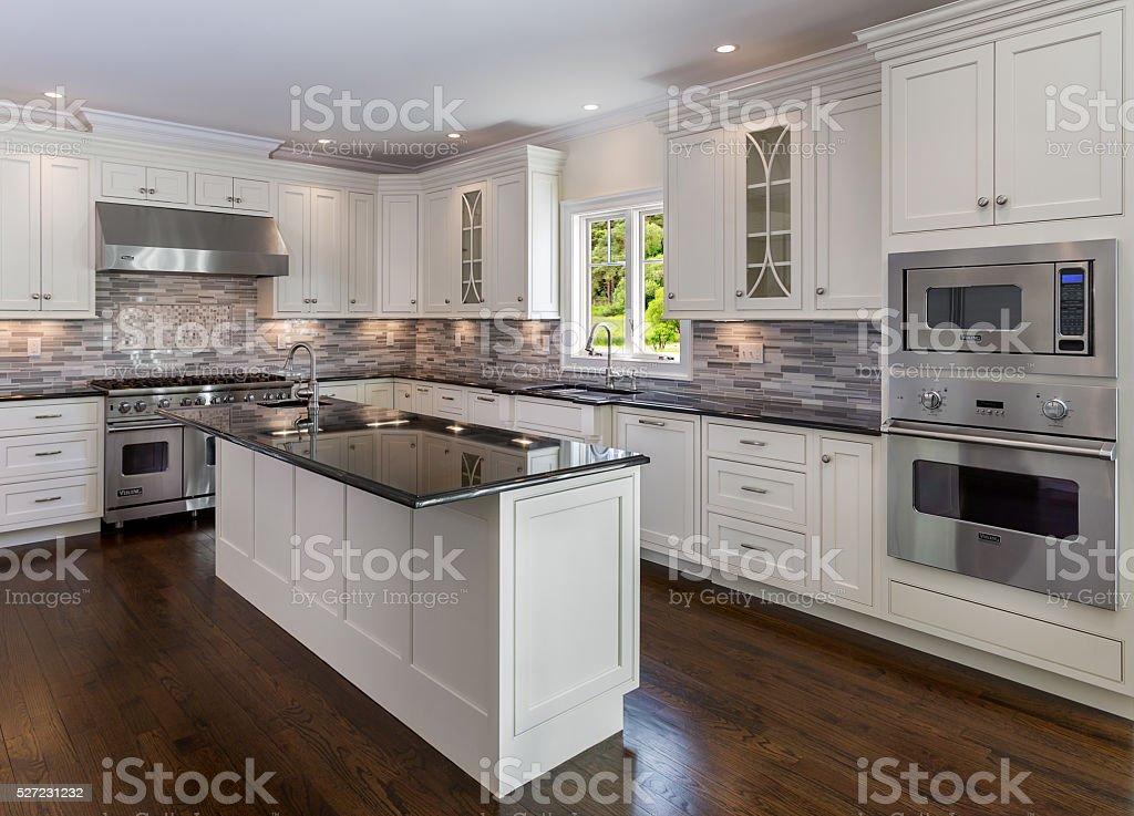 Dream Kitchen stock photo