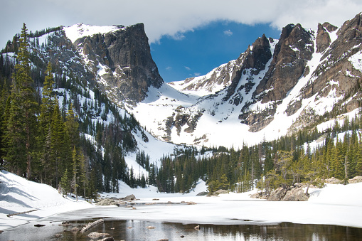 Dream Lake - Rocky Mountain National Park - Colorado