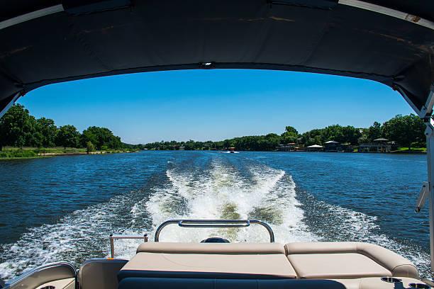 Dream retour sur Réveillez-vous conduire sur le lac Travis - Photo