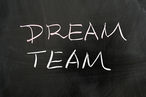dream-team - traum team stock-fotos und bilder