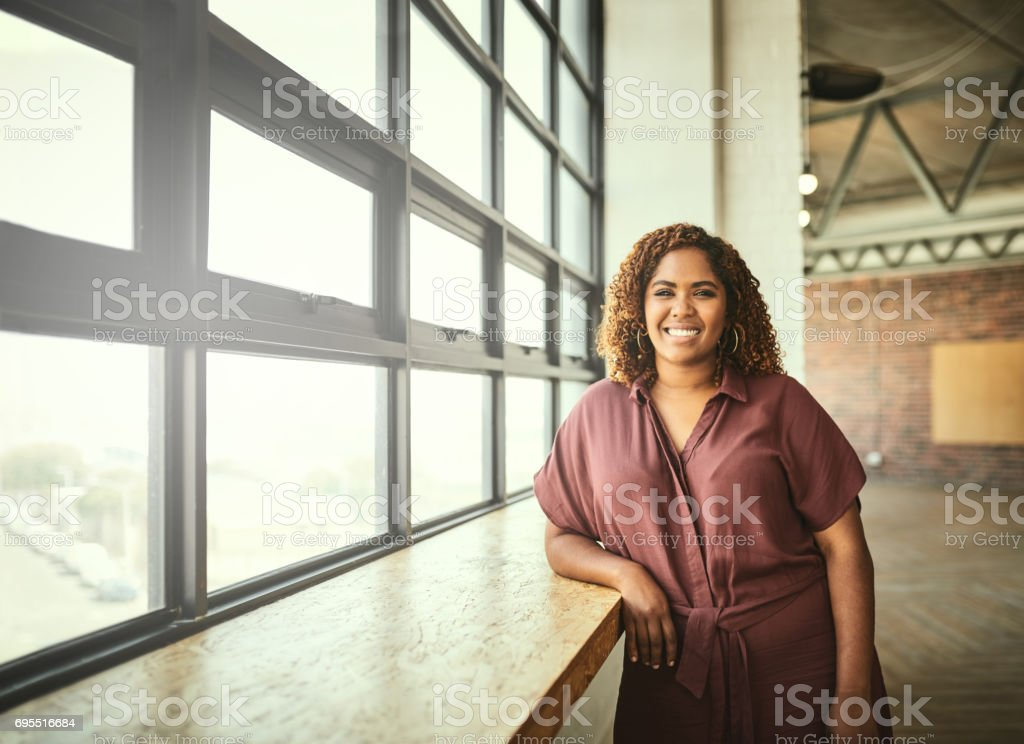 I dream, therefore I design stock photo