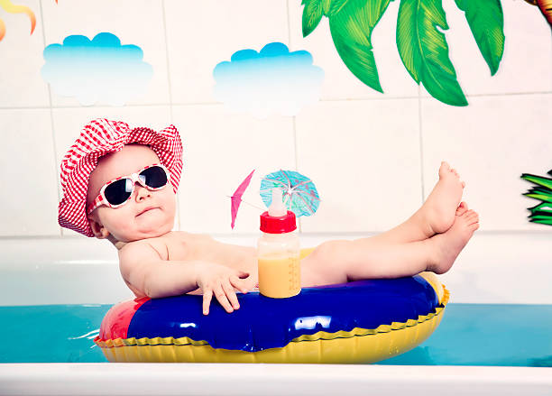 Dreaming of Vacation stock photo
